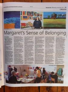 Margaret's Sense of Belonging